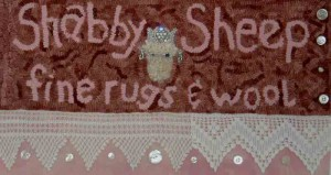 Shabby Sheep Wool logo
